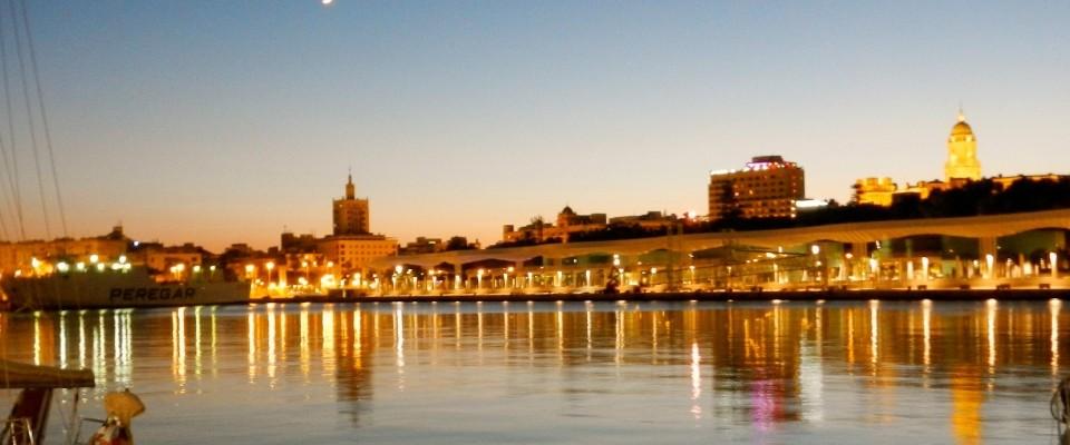 Cerca de Málaga
