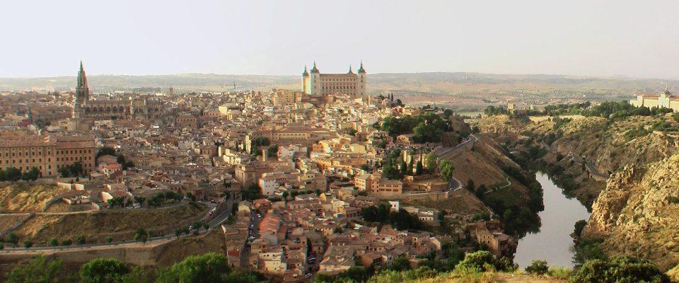 Cerca de Toledo